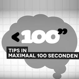 100 seconden tips