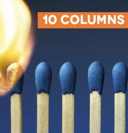 10 columns over verandermanagement